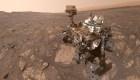 Curiosity, de la NASA, se toma una selfie en Marte