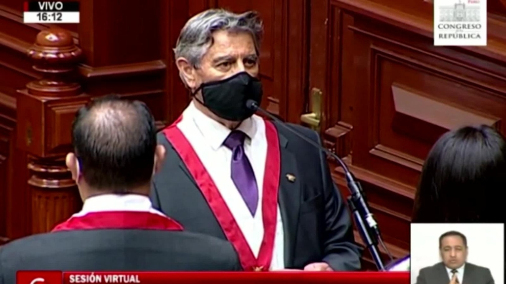 ¿Quién es Francisco Sagasti, el próximo presidente de Perú?