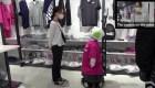 Robot vigila uso de mascarilla y distancia social en Japón