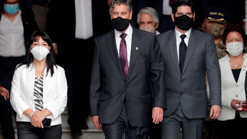 Los desafíos del próximo presidente de Perú