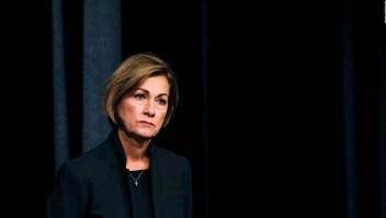 Gobernadora de Iowa: se protegen ante covid-19 o habrá cierres