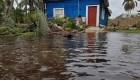 Destrozos en Providencia y San Andrés