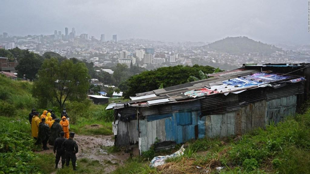 Iota en Honduras: una noche crítica