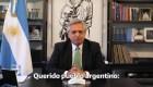 Alberto Fernández anuncia proyecto de ley sobre aborto