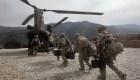 EE.UU.: retiro de tropas en Afganistán e Iraq