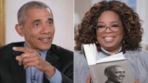 Obama se confiesa con Oprah sobre su matrimonio