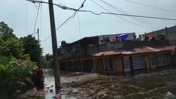 El Ejército mexicano llevará 3.100 despensas con distintos artículos a Chiapas y Tabasco