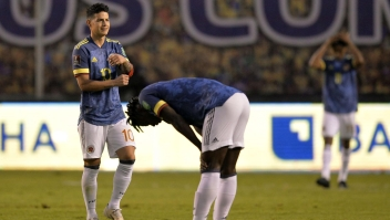 Eliminatorias: Colombia preocupa y Venezuela evoluciona