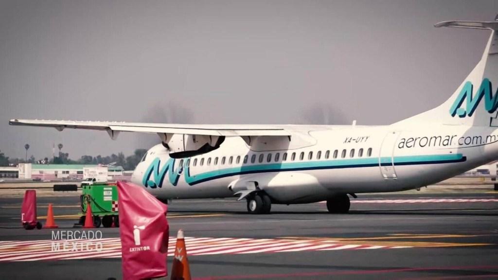 Aeromar, mantenerse en vuelo en medio de una pandemia