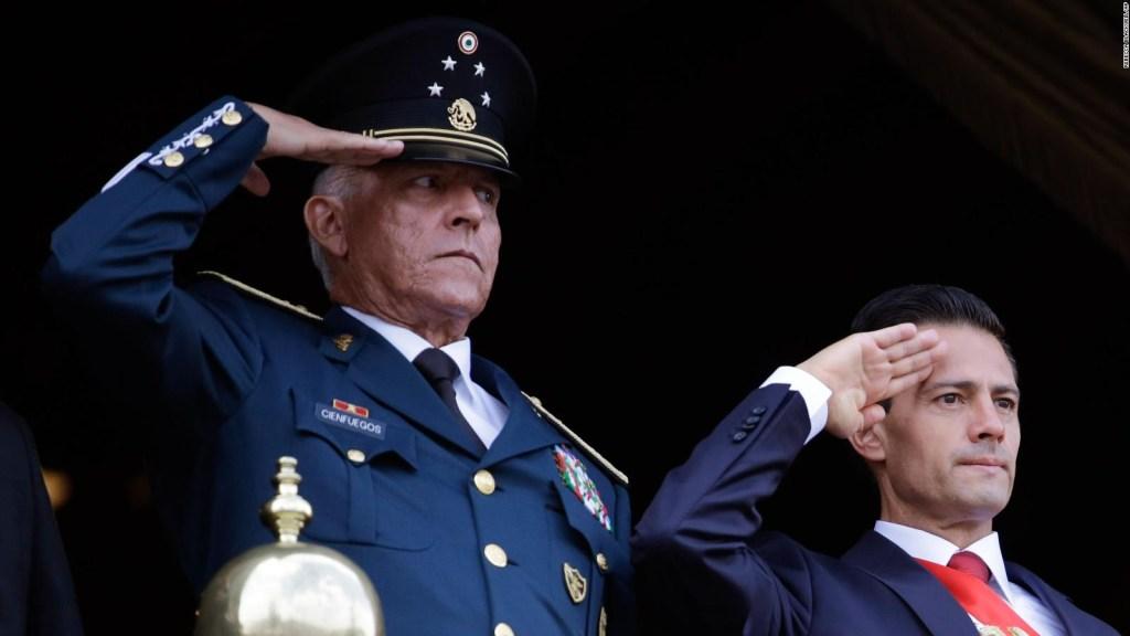 ¿Presionaron los militares mexicanos para liberar a Cienfuegos?