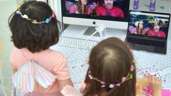 Celebraciones virtuales durante la etapa navideña y de acción de gracias