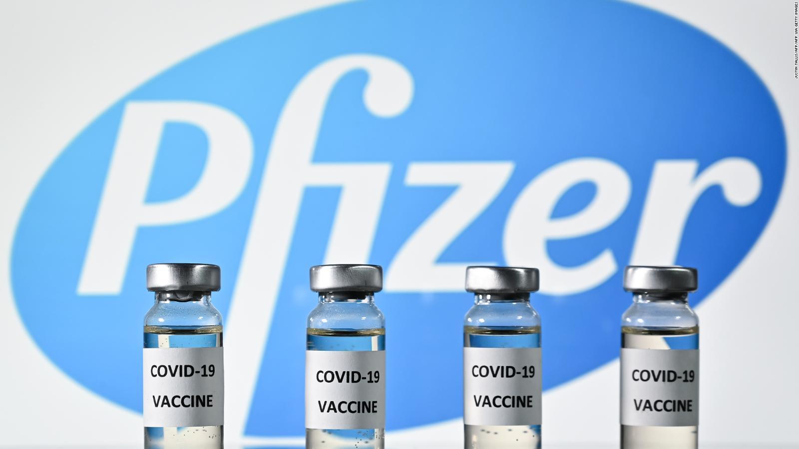 Vacuna coronavirus Pfizer-BioNtech: Piden autorización de emergencia