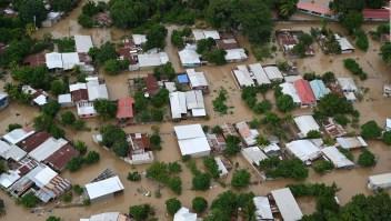 Iota: inundaciones en Honduras, antes afectado por Eta