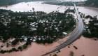 Huracán Iota deja al menos 6 fallecidos en Honduras