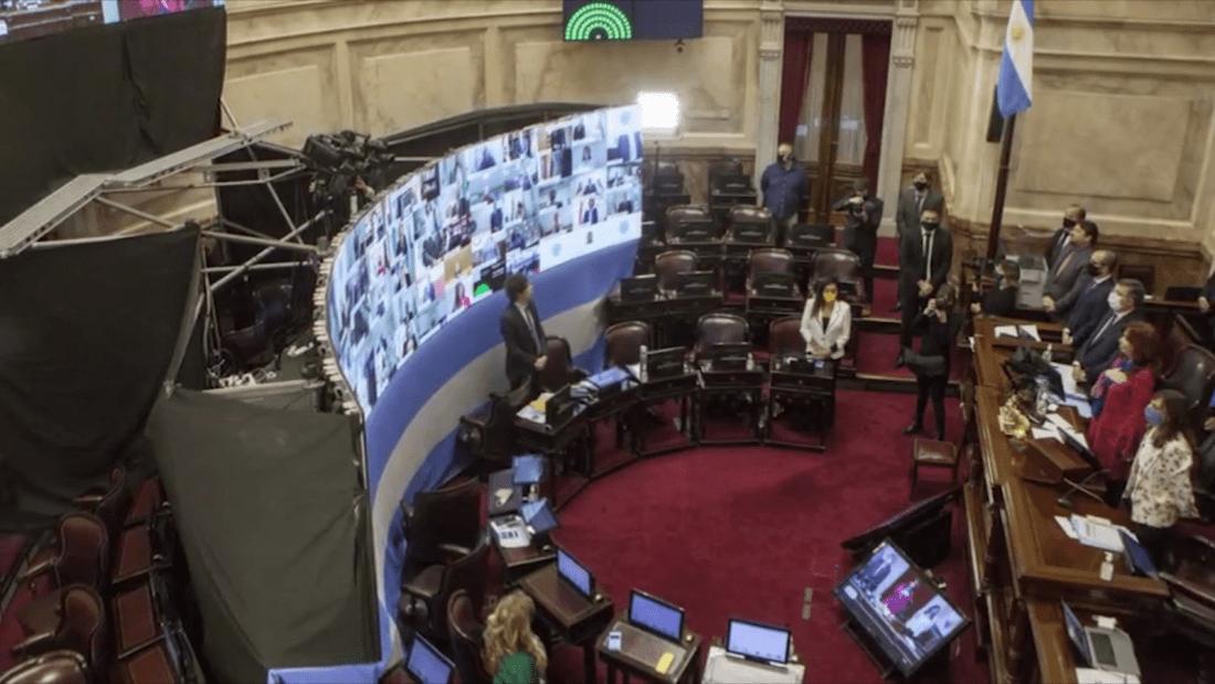 El polémico pago extra a legisladores argentinos