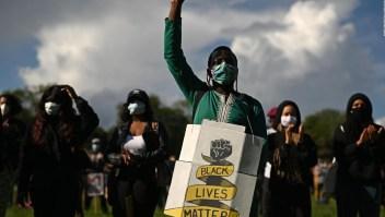 Las protestas que marcaron el 2020