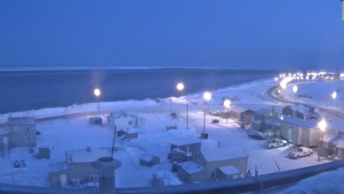 Pueblo en Alaska no verá el sol por 66 días