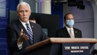 Mike Pence: EE.UU. está preparado contra covid-19