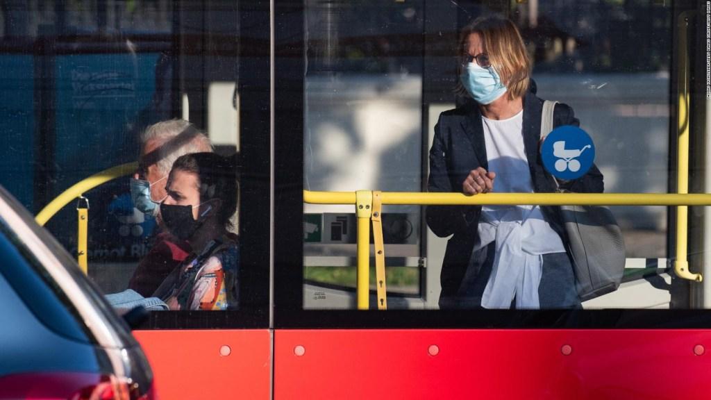 Austria, más hospitalizaciones por covid-19