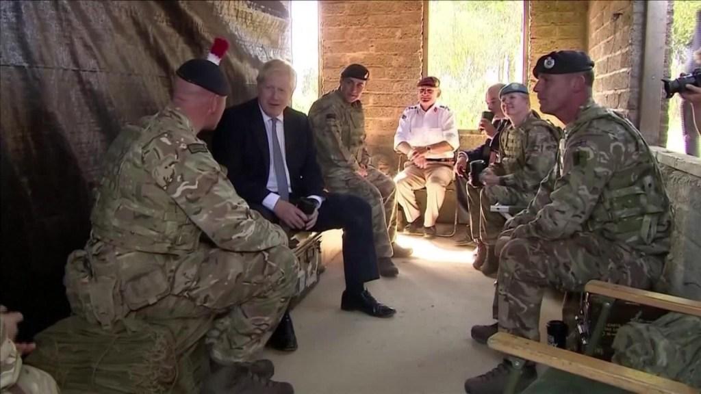 Habrá más dinero para las Fuerzas Armadas del Reino Unido