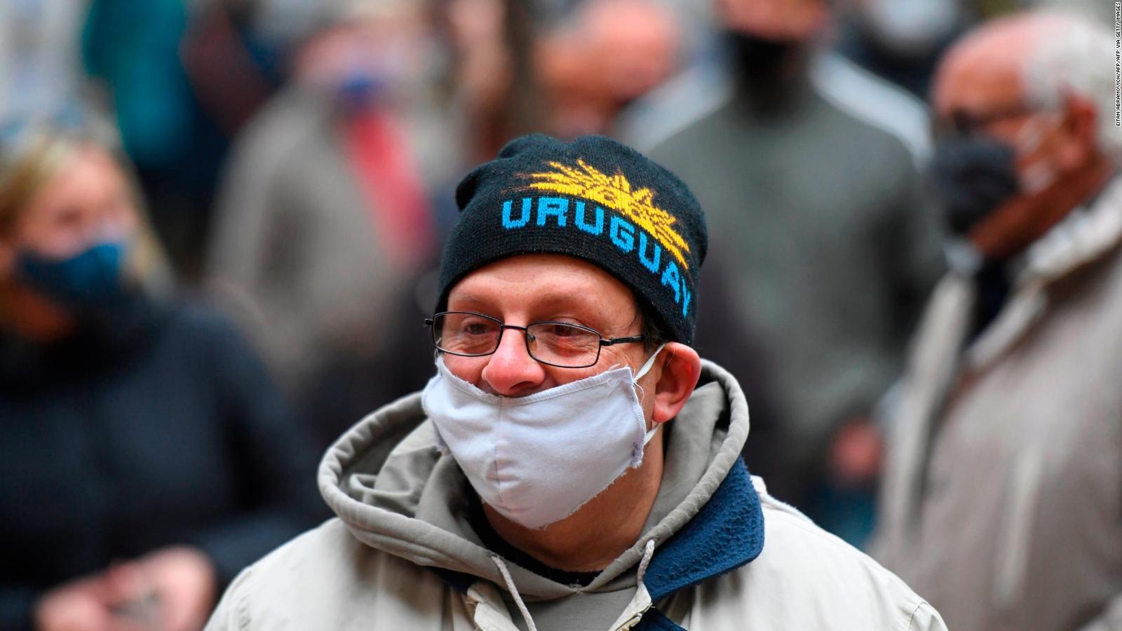 Autoridades de salud en Uruguay alertan sobre incremento de contagios por  covid-19 | Video | CNN