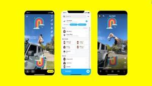 Snapchat presenta nueva función Spotlight en su app