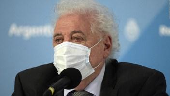 Ginés Gonzáles: La vacuna no será obligatoria