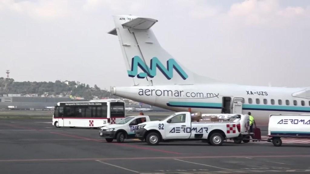 Una aerolínea mexicana avanza firme en tiempos turbulentos
