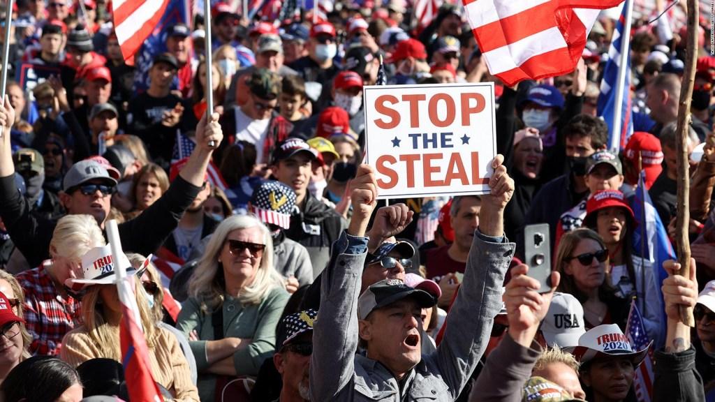 Historiadora asegura que EE.UU. vive un momento desagradable