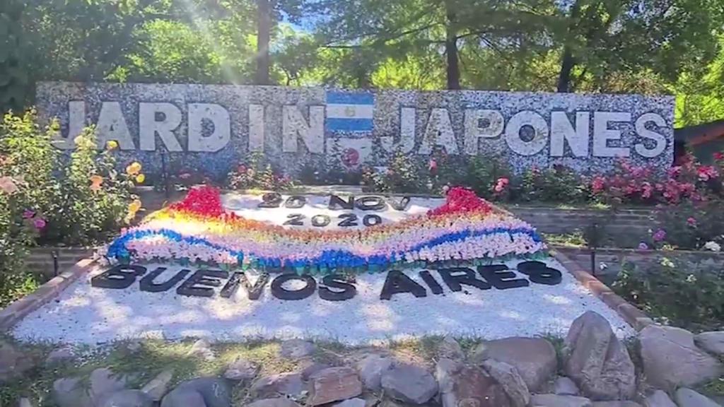 El Jardín Japonés reabrió sus puertas en Buenos Aires