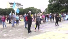 En Guatemala siguen las protestas