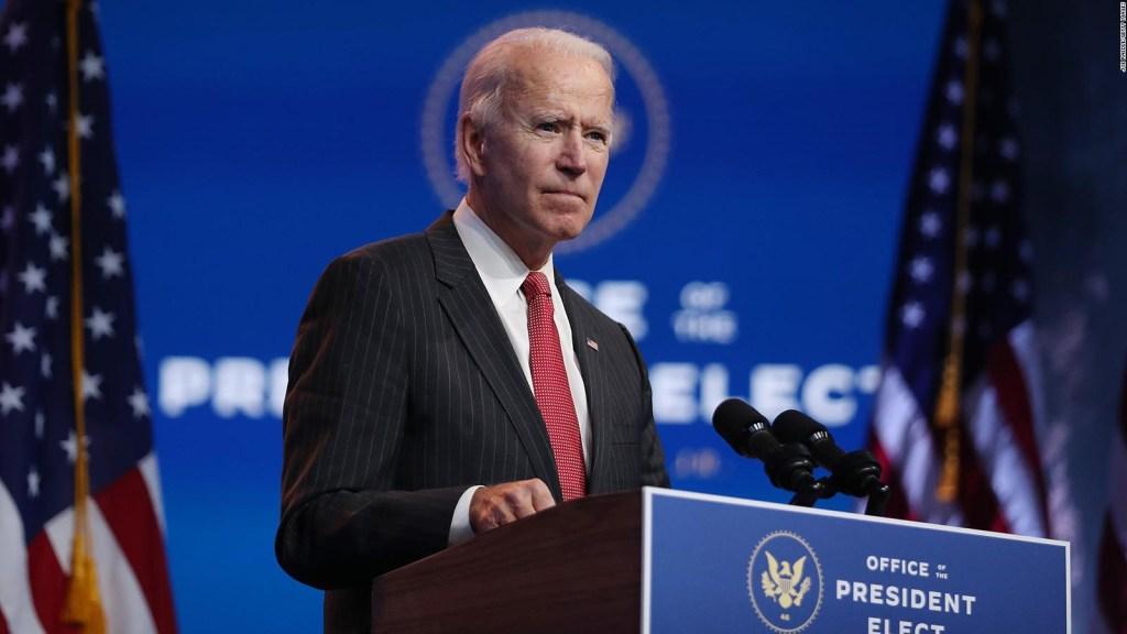 Este es el mensaje de importantes ejecutivos a Joe Biden
