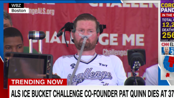 "Muere cofundador del ""Ice Bucket Challenge"""