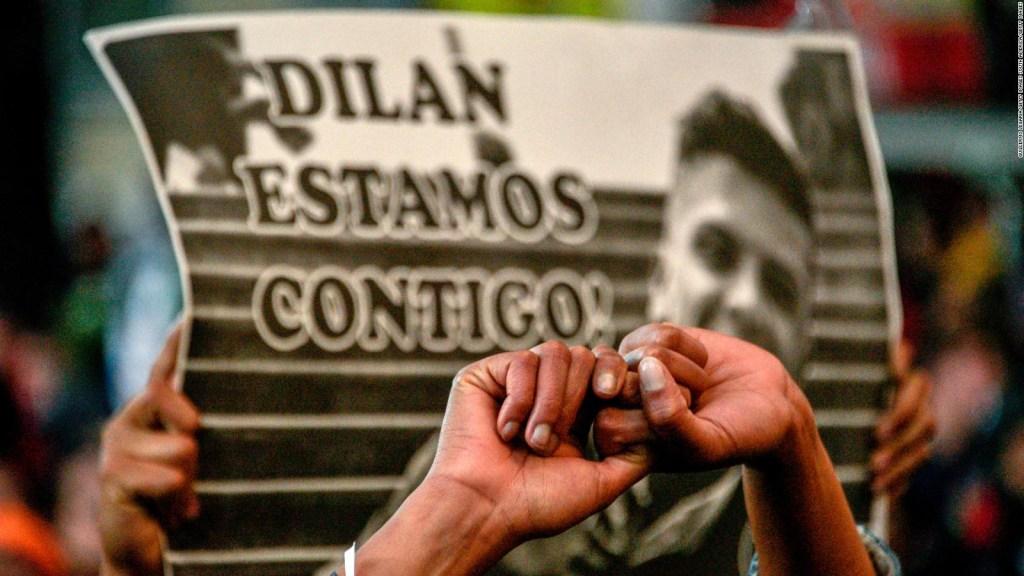 Piden justicia por caso Dilan Cruz, a 1 año de su muerte