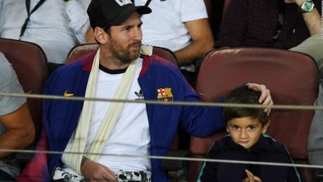 Lionel Messi y 5 juegos cruciales que no pudo disputar con el Barcelona