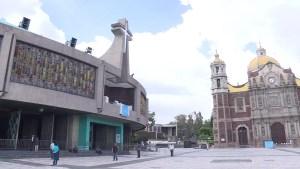Opiniones encontradas sobre el cierre al santuario de la Virgen de Guadalupe