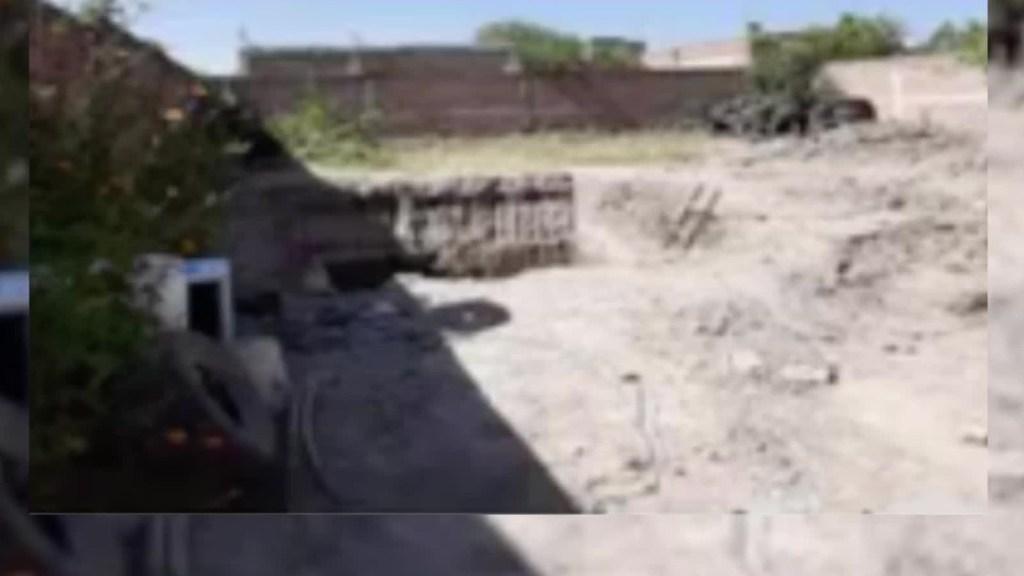 Fiscalía de Jalisco encuentra restos óseos en fosas