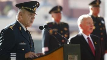Abogado explica cómo sería el juicio contra Cienfuegos