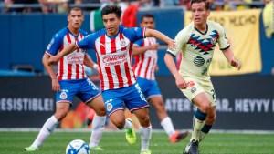 """Chivas buscan dar una """"cachetada"""" al América"""