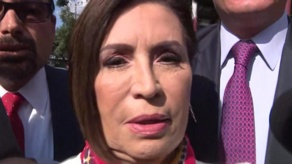 Rosario Robles propone ser testigo protegido