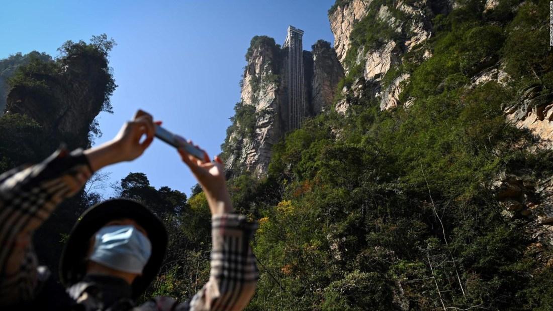 """El mundo de """"Avatar"""" y su parecido con este parque"""