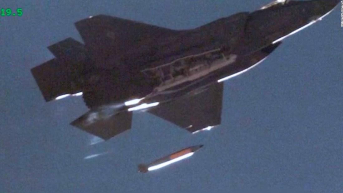 Fuerza Aérea de EE.UU. tiene éxito en prueba nuclear hipersónica