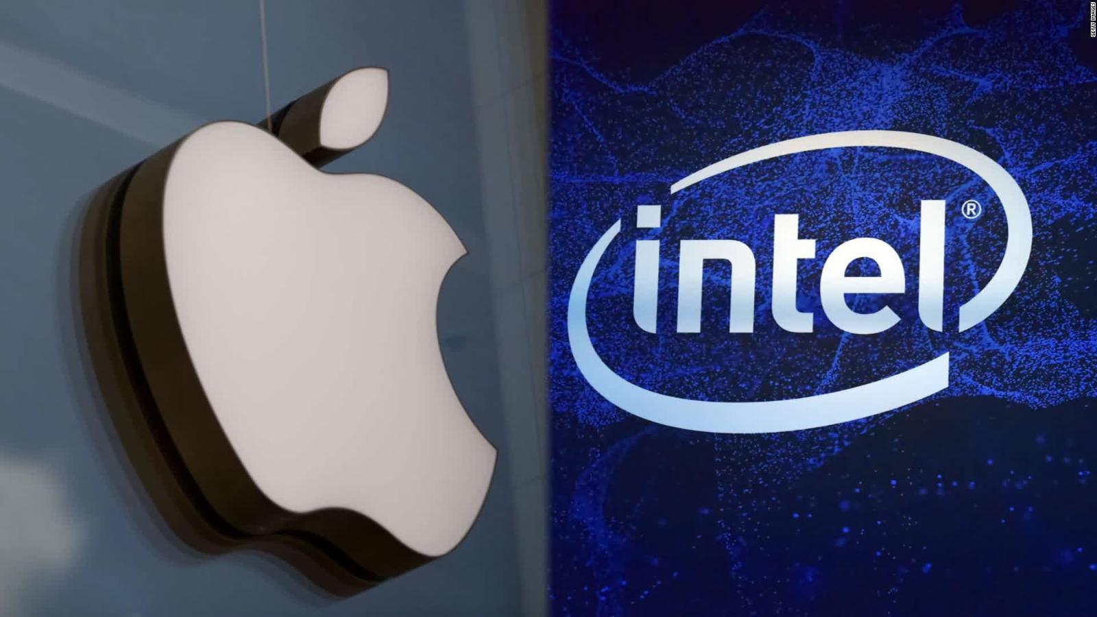 ¿Qué pasó con la alianza entre Apple e Intel?
