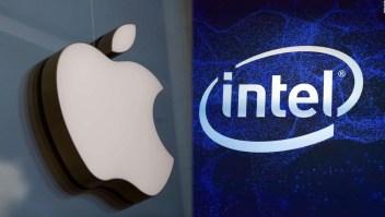 ¿Qué pasó con la alianza entre Intel y Apple?
