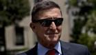 Flynn, quien se había declarado culpable de mentir al FBI, recibe indulto de Trump