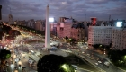 Argentinos convocan homenaje a Maradona en el Obelisco