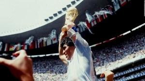 Los 5 mejores momentos en la carrera de Maradona