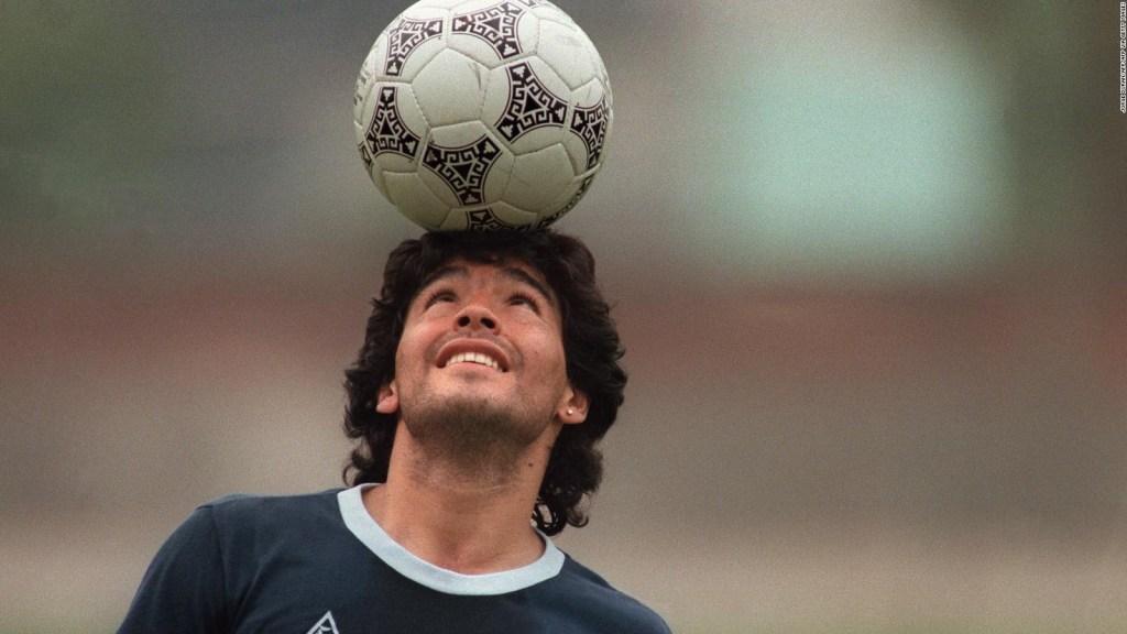 """""""Maradona nunca morirá"""", la editorial de Juan Pablo Varsky"""