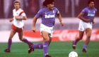 Nápoles llora la partida de Diego Armando Maradona
