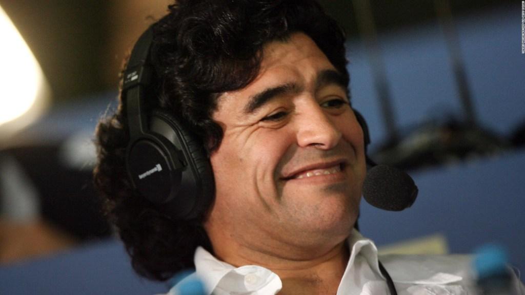 Fernando del Rincón cuenta cómo conoció a Diego Armando Maradona